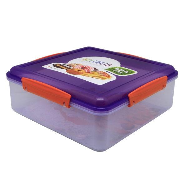 Kids School Plastic Lunchbox