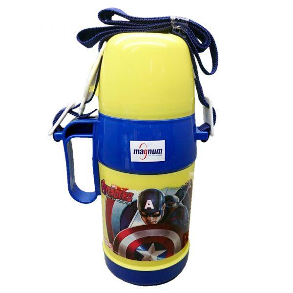 Avengers School Water Bottle