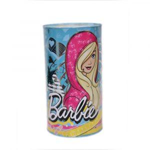 Barbie Tin Money Box