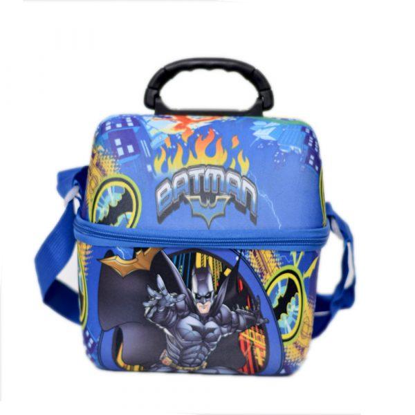 Batman School Lunch Bag