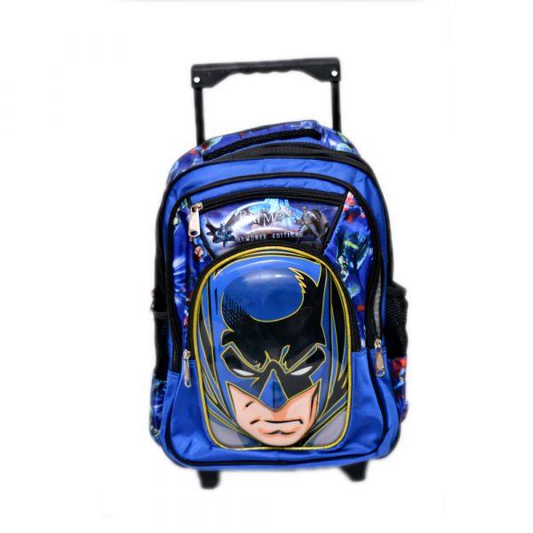 Batman School Trolley Bag