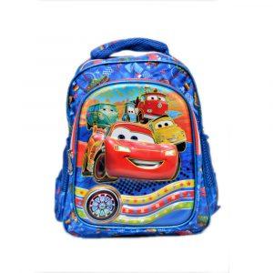 Cars School Bag