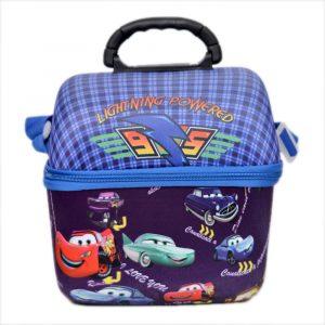 Cars School Lunch Bag