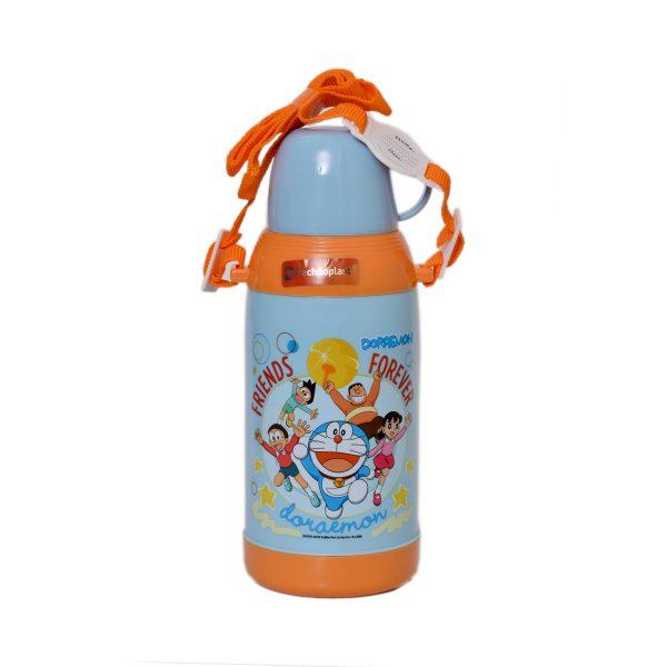 Doraemon School Water Bottle