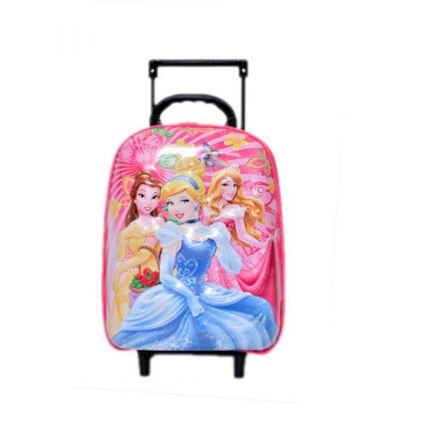 Frozen School Trolley Bag