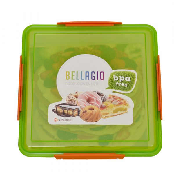 Green School Lunch Box