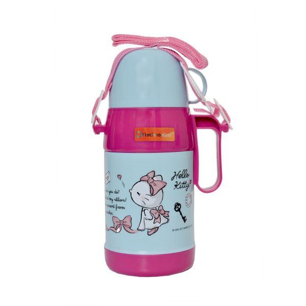 Hello Kitty School Water Bottle