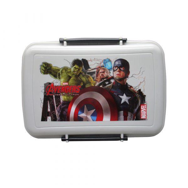 Marvel School Lunch Box