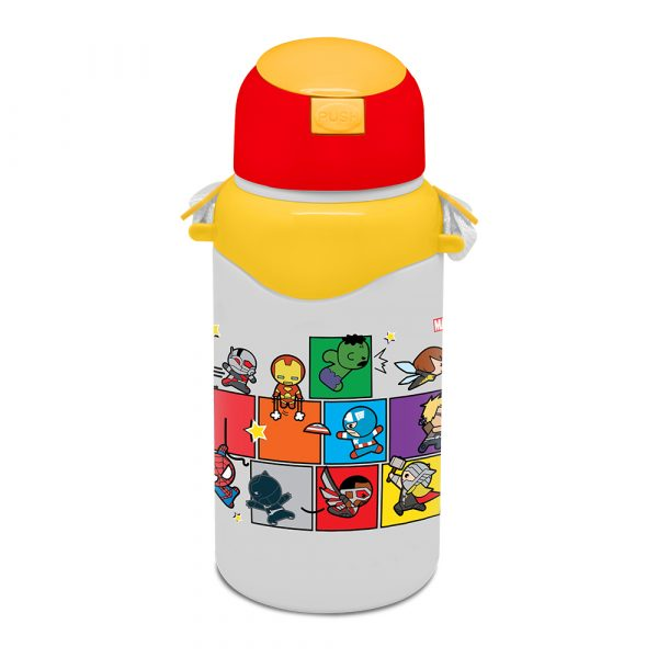 Marvel School Water Bottle
