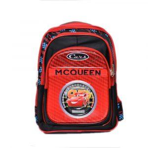 McQueen Cars School Bag