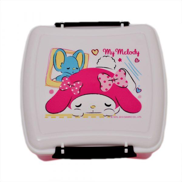 My Melody School Lunch Box