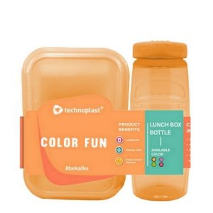 Orange School Set