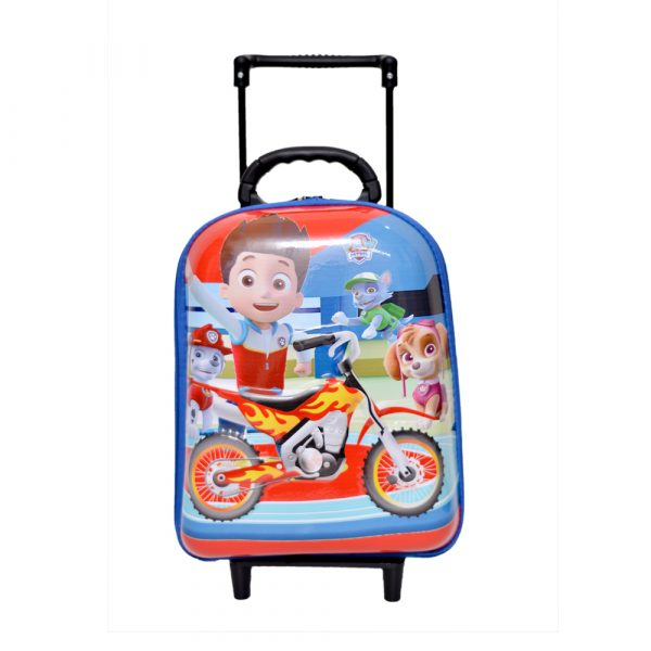 PAW Patrol School Trolley Bag