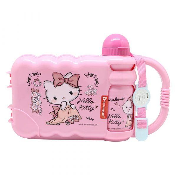 Pink Hello Kitty School Set