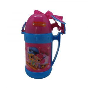 Pink Ribbon School Water Bottle