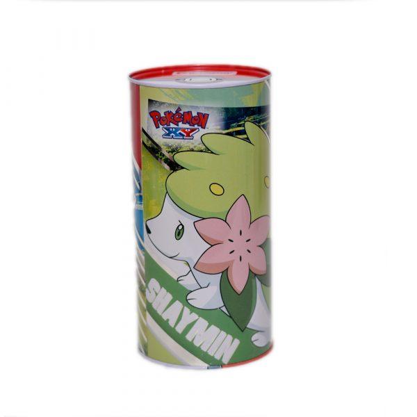 Pokemon Shaymin Tin Money Box
