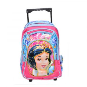 Princess School Trolley Bag