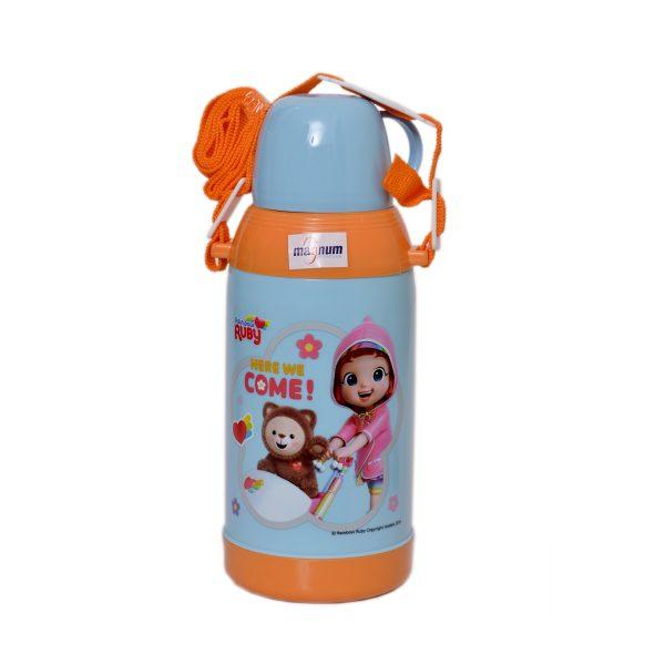 Rainbow Ruby School Water Bottle
