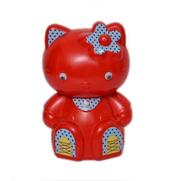 Red Hello Kitty Money Box