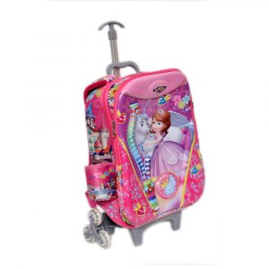Sofia School Trolley Bag