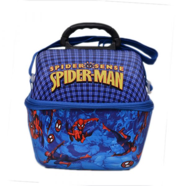 Spiderman School Lunch Bag