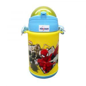 Spiderman School Water Bottle