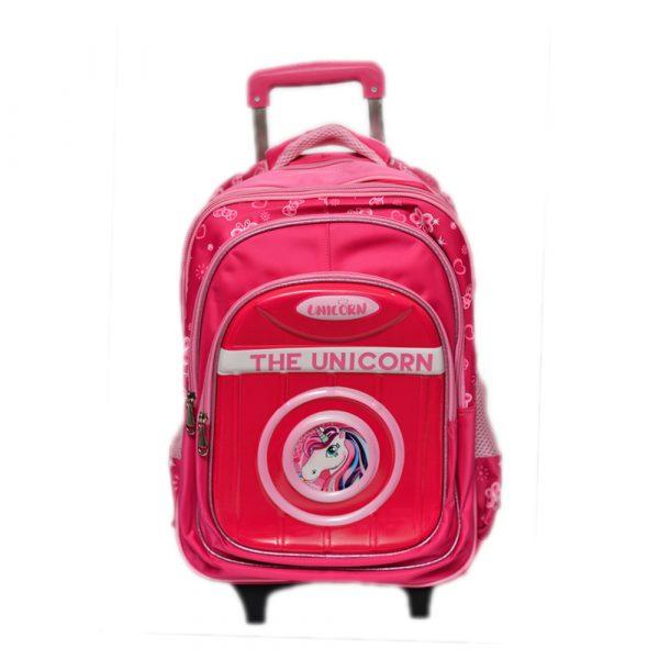 Unicorn School Trolley Bag