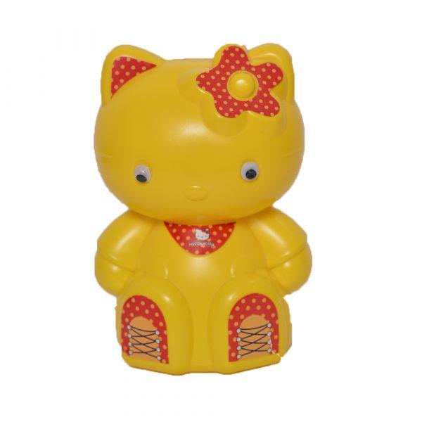 Yellow Hello Kitty Money Box