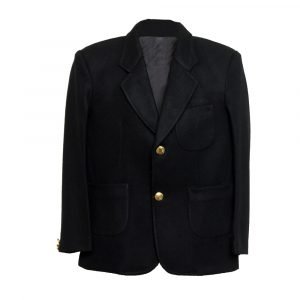 Black School Uniform Blazer