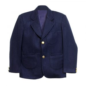 Blue School Uniform Blazer