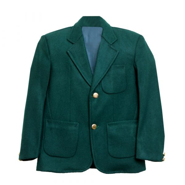 Green School Uniform Blazer