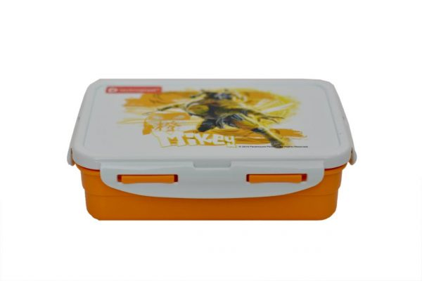 Ninja Yellow Lunchbox